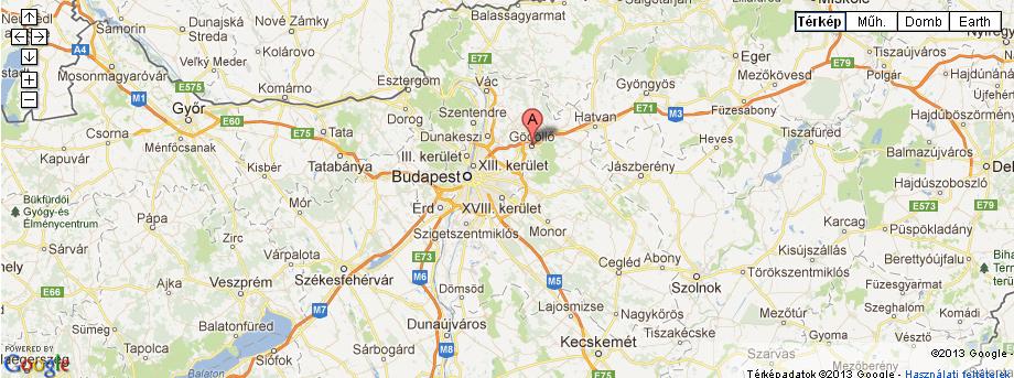 map_godollo